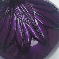 Custom Male Purple Tanpura