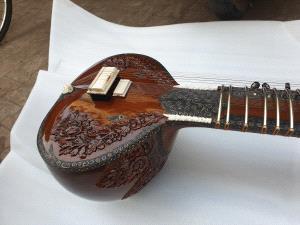 Nikhil Banerji Style Custom Design Sitar